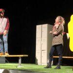 témoignage femme violence conjugale / femme en difficulté / Drummondville / démonstration par théâtre
